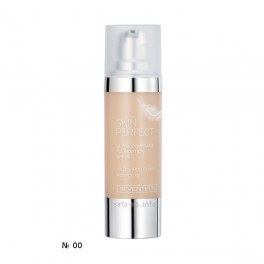 "Фондьотен за перфектна кожа ""Лек като перце"" № 00 Seventeen Skin Perfect Ultra Coverage Waterproof Foundation"