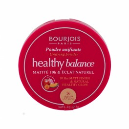 Пудра за лице 56 Light Bronze Bourjois Healthy Balance Compact