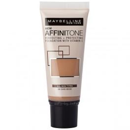 Фон дьо тен за естествен и равномерен завършек 30 sand beige Maybelline Affinitone