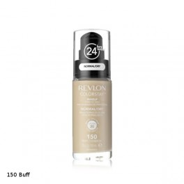 Фон дьо тен за нормална и суха кожа № 150 Buff Revlon ColorStay Makeup with SoftFlex SPF 20 for Normal/Dry Skin