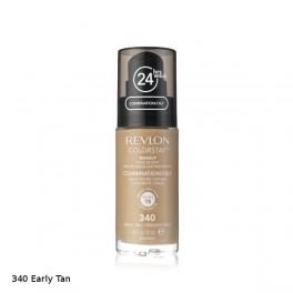 Фон дьо тен за комбинирана/мазна кожа № 340 Early Tan Revlon ColorStay Makeup SPF 15 for Combination/Oily Skin