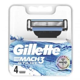 Peзeрвно нoжчeта за cамoбръcначка Gillette Mach 3