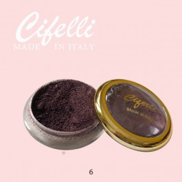 Екстра перлени сенки за очи № 06 Звезден прах Чифели Cifelli Polvere Di Stelle