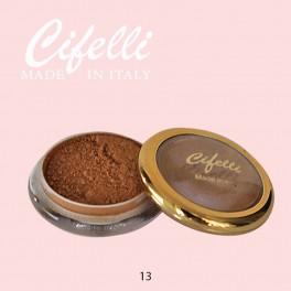 Екстра перлени сенки за очи № 13 Звезден прах Чифели Cifelli Polvere Di Stelle