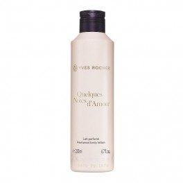 Мляко за тяло парфюм Yves Rocher Quelques Notes d'Amour Perfumed Body Lotion