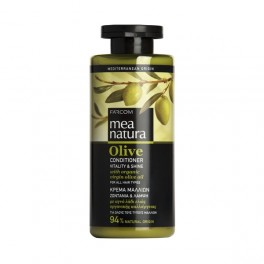 Балсам с натурален зехтин за всеки тип коса FARCOM SERI Mea Natura Olive Hair Conditioner vitality & shine