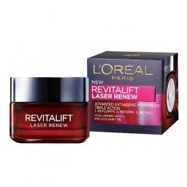 Дневен крем за лице  Лореал Revitalift  Laser Day cream