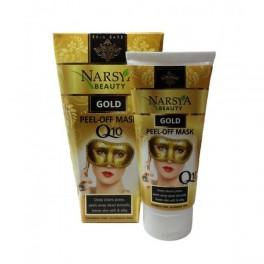 Златна маска за лице Arsy Cosmetics Narsya Beauty Gold Peel-Off Mask Q10