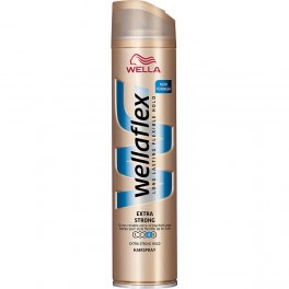 Лак за коса за екстра силна фиксация Wellaflex Extra Strong Hairspray