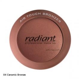 Завършваща бронзираща пудра Radiant Air Touch Bronzer